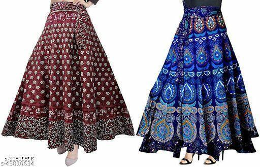 Fancy Unique Women Western Skirts