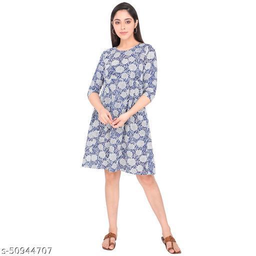 Litlu Cotton Woman Dress