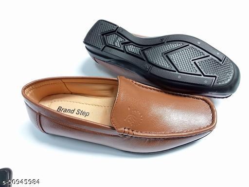 Unique Trendy Men Loafer