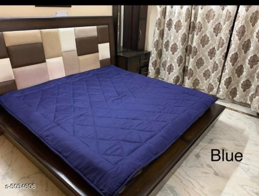 Elasticated Water proof And Dust Proof Cotton Mattress Protector