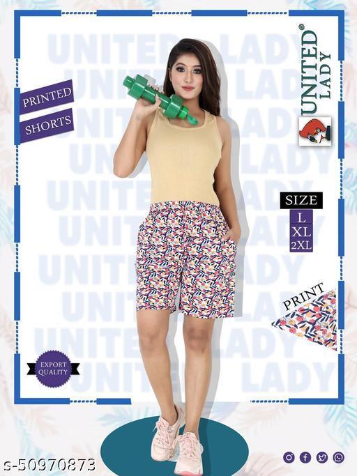 Designer Trendy Women Shorts