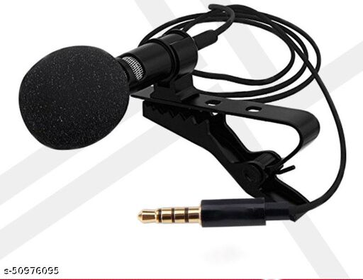 Step Up - Collar Microphone for Recording YouTube/Instagram/Live Streaming for iPhone/Android