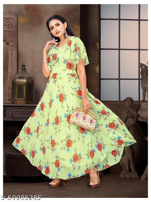Aakarsha Alluring dress