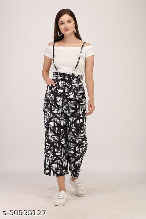 Urbane Fashionable Women Jumpsuits