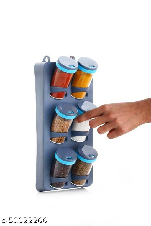 THE SPICE KITCHEN  RACK STAND