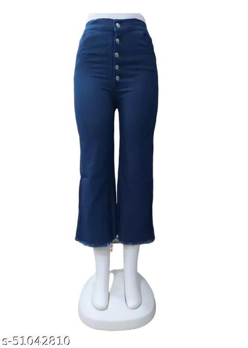 Classy Partywear Women Jeans