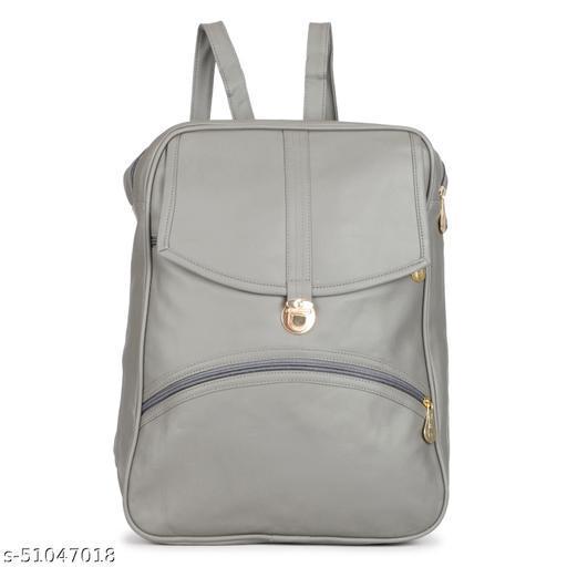 Trendy Alluring Women Backpacks
