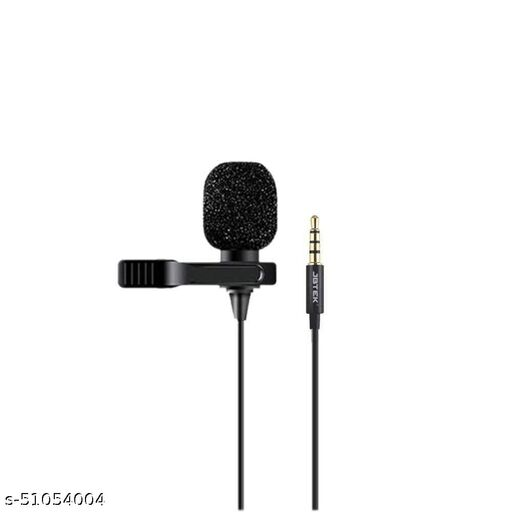 3.5mm Audio Jack Microphone|Perfect Best mic for YouTube videos , lectures , classroom teaching ,TV news