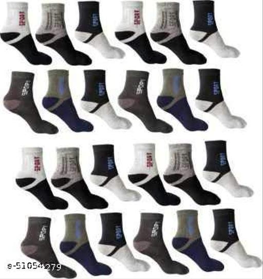 Fancy Modern Men Socks
