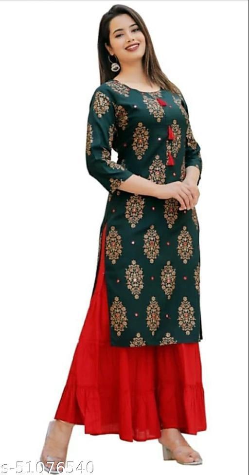 Abhisarika Fashionable Kurtis