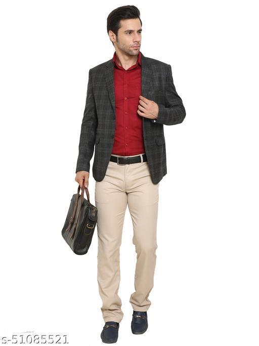 Classic Fashionable Men Blazers