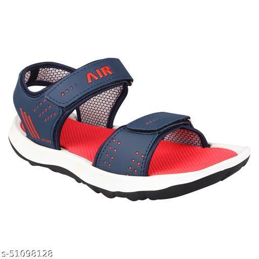 Ela Double Velcro Sandal for men