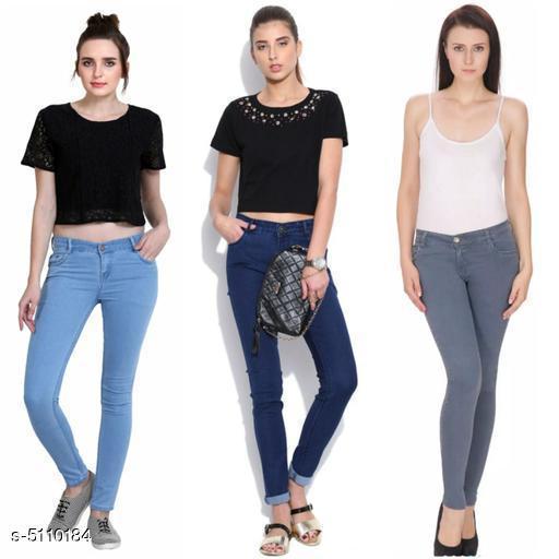 Stylish Elegant Women Jeans Combo