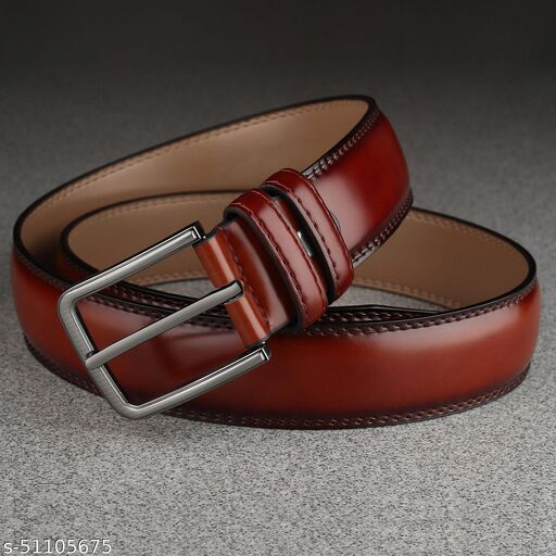 Kastner Men's Dress Causal Everyday Artificial Leather Belt