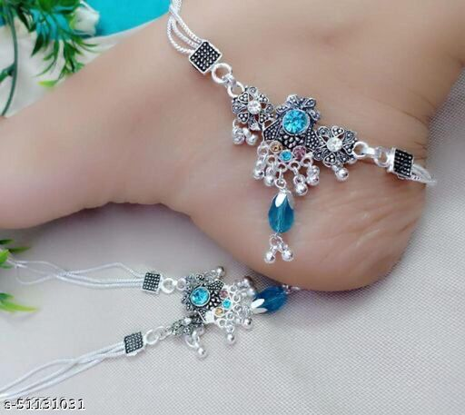 Sizzling Charming Women Anklets & Toe Rings