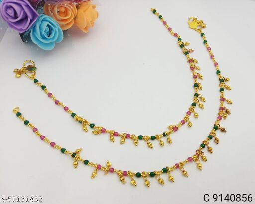 Twinkling Charming Women Anklets & Toe Rings