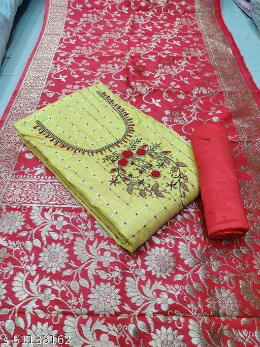 Aishani Graceful Semi-Stitched Suits