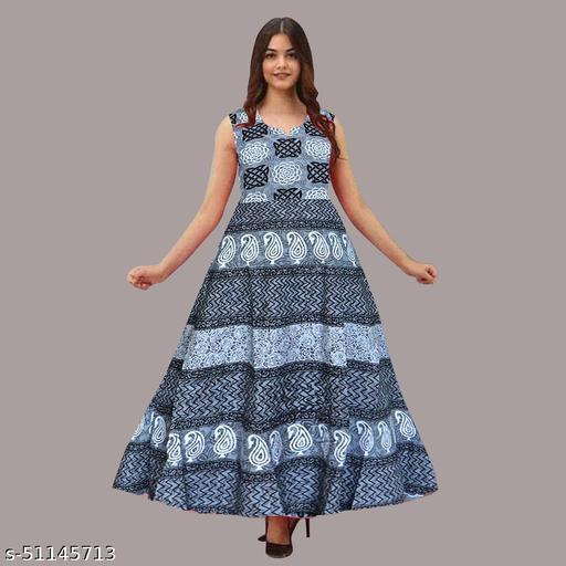 DIAA FASHION Women Fashionable Cotton Printed Kurti