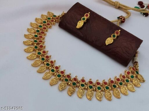 Copper Gold-plated  Necklaces & Chains
