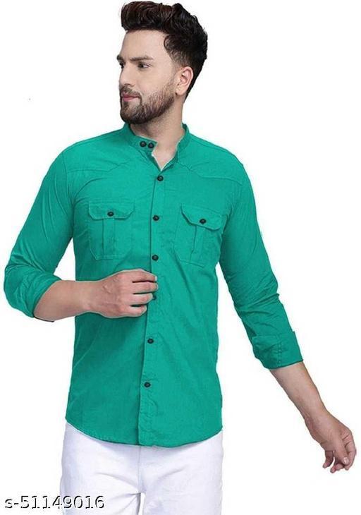 Comfy Modern Men Shirts