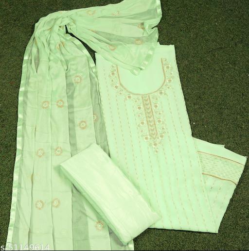 Women's Trendy Suit & & Dress Material