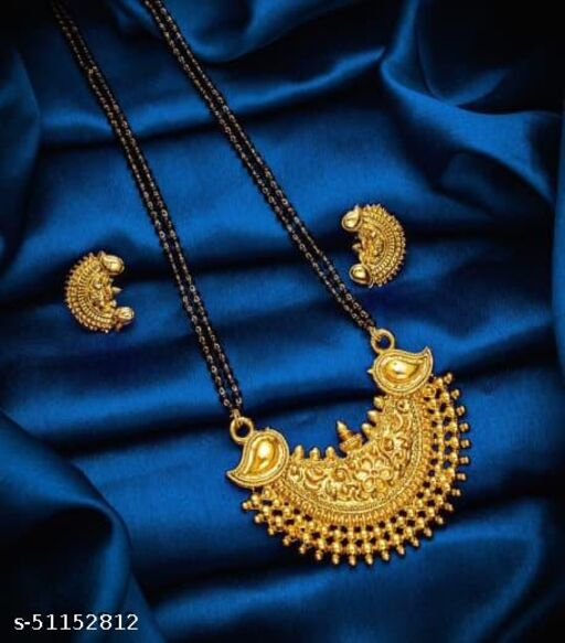 SHIVAX NEW TRADITIONAL LOANG MANGALSUTRA FOR WOMEN