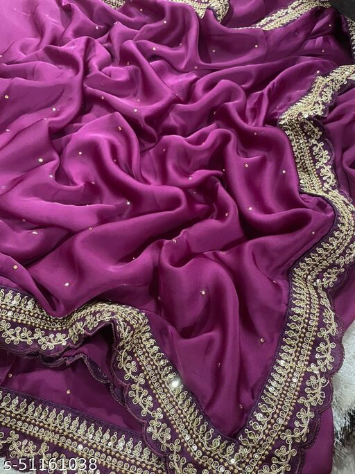 woman fancy saree