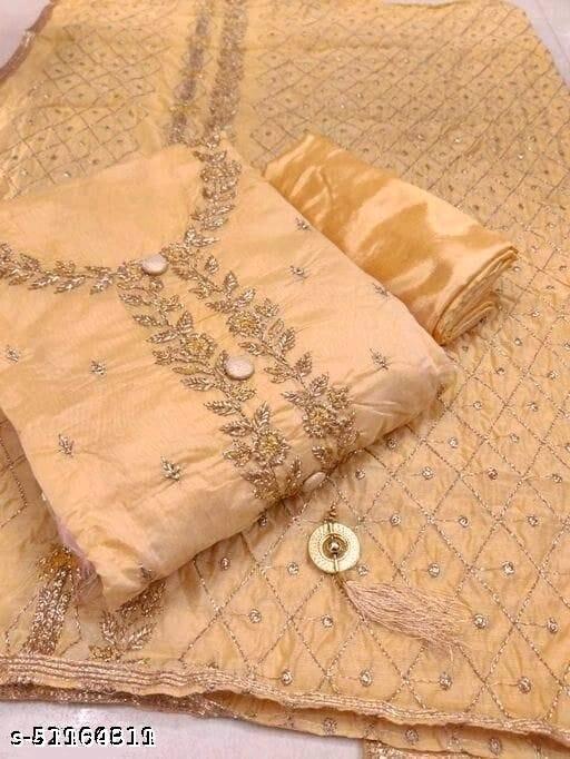 Aagyeyi Refined Salwar Suits & Dress Materials