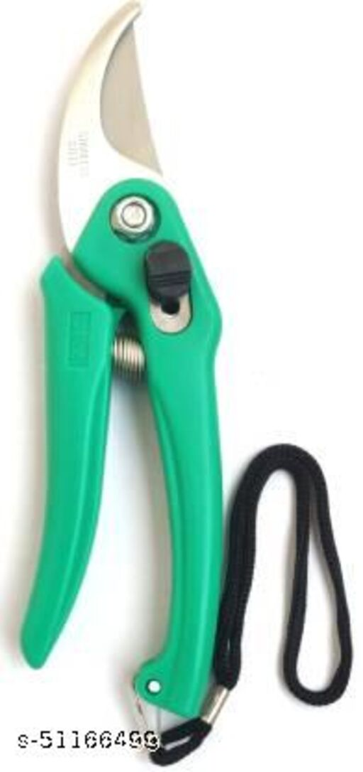 Garden Scissor Pruner multicolor Garden Scissor Pruner Bypass Pruner  (Corded & Cordless)