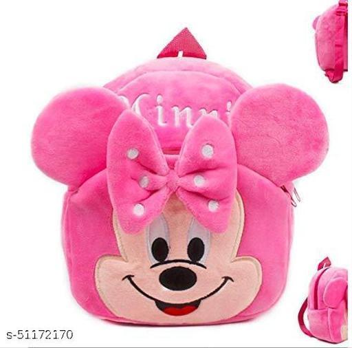kids cartoon character bag