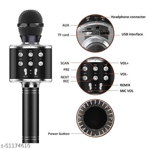 Fashionable Microphone