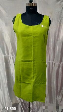 Women's Cotton Solid Camisole
