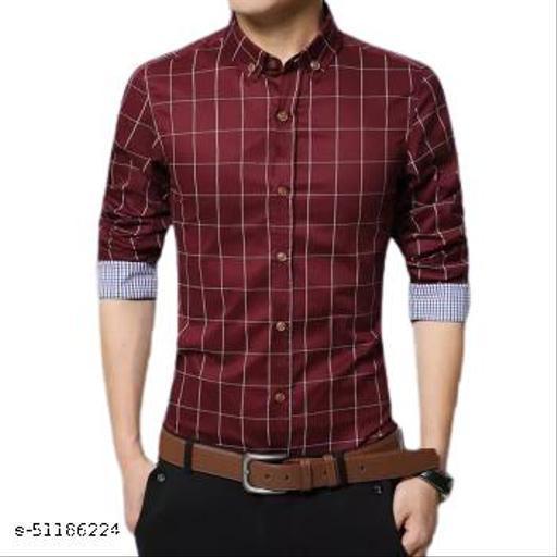 Trendy Graceful Men Shirts fabric