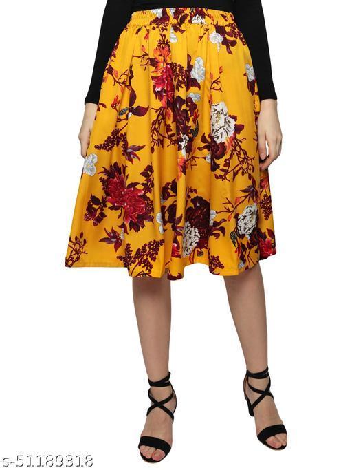 Urbane Glamorous Women skirt