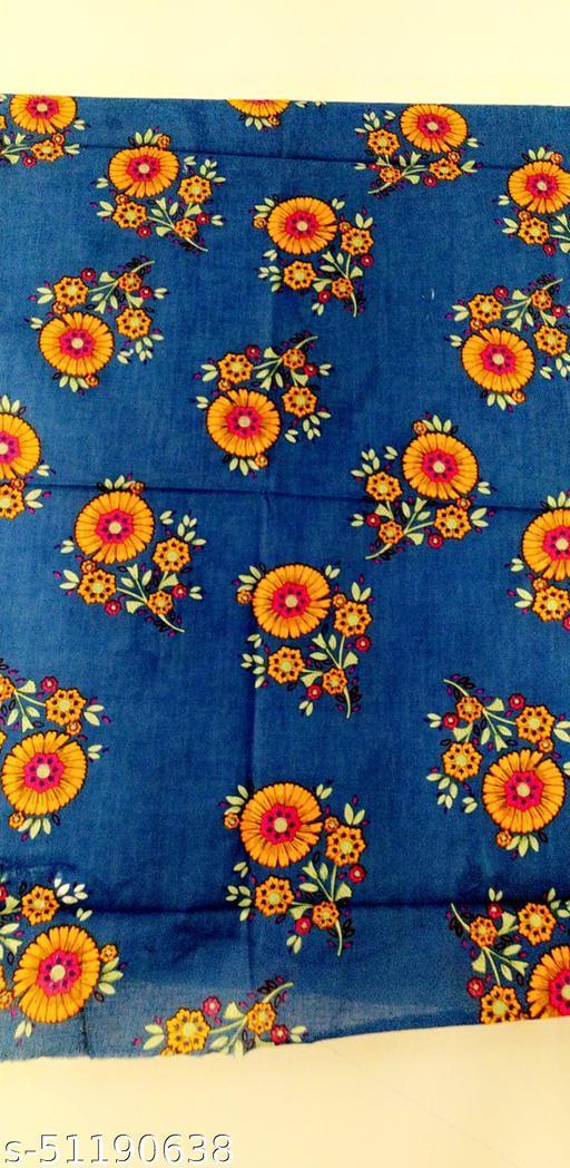 Alisha Alluring Kurti Fabrics