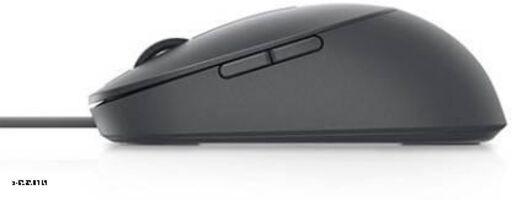 DELL MS3220 Wired Laser Mouse  (USB 2.0, Grey)