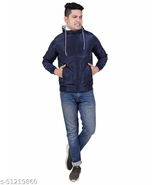 Amdy winter wear Hooded jacket for mens