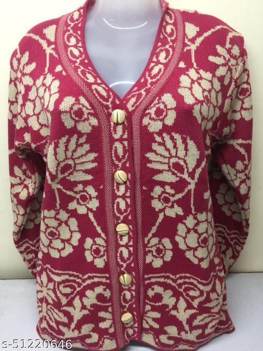 Classy Fashionista Women Sweaters