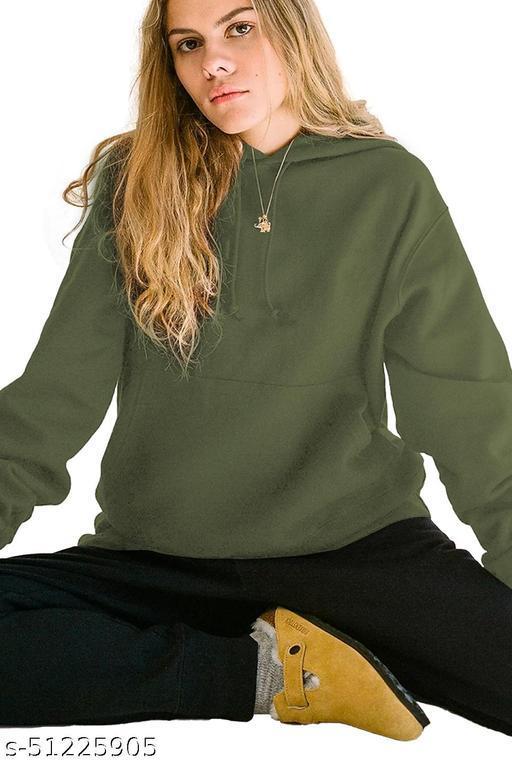 Pretty Partywear Women Sweatshirts
