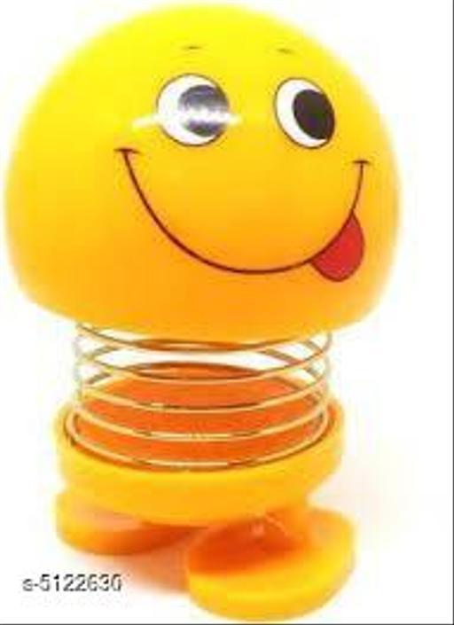 Useful Plastic & Spring Smiley
