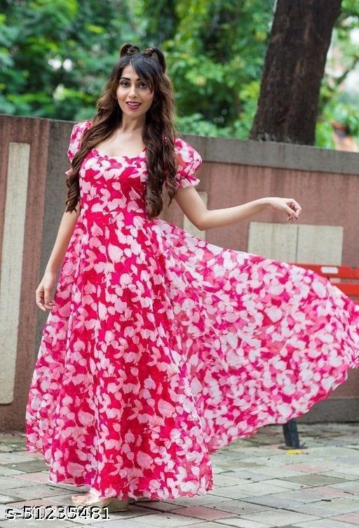 Classic Elegant Women Gowns