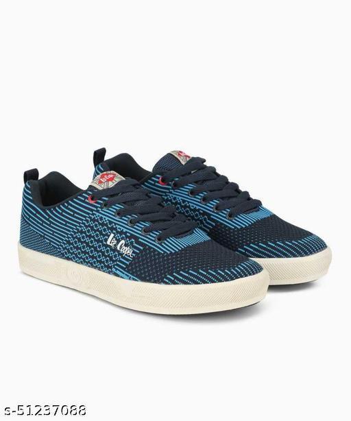 Lee Cooper Stylish Walking Shoes NAVY/BLUE Men's Shoe