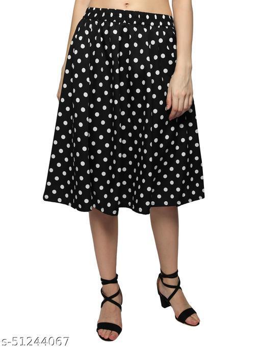 Trendy Fashionista Women Skirt