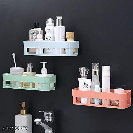 Unique Bathroom Shelves