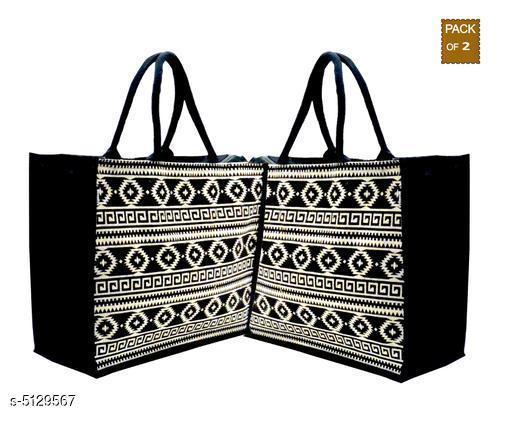 Stylish Women's Black Handbag
