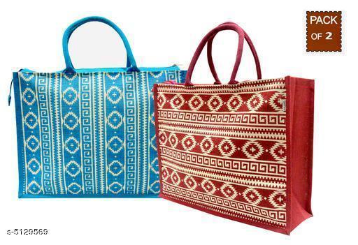 Elegant Women's Hand Bags Combo (Pack Of 2)