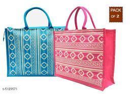 Attractive Women's Multipack Blue Handbag