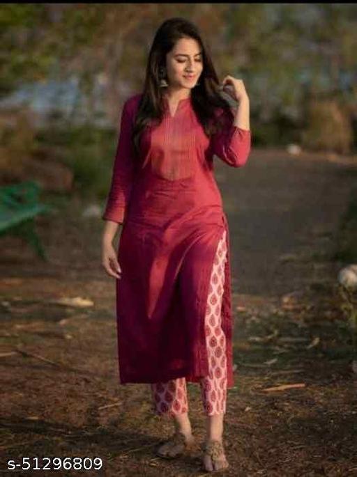 Abhisarika Attractive Women Kurta Sets