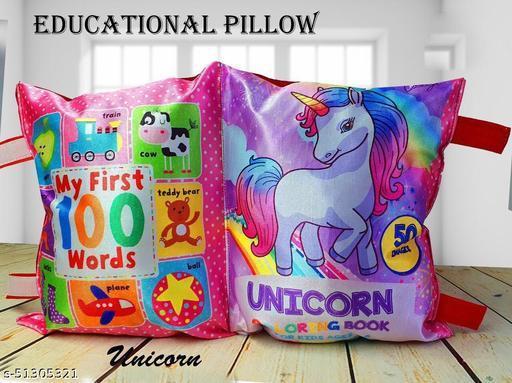 Modern kids pillow
