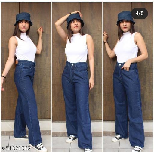 Trendy Modern Women Jeans